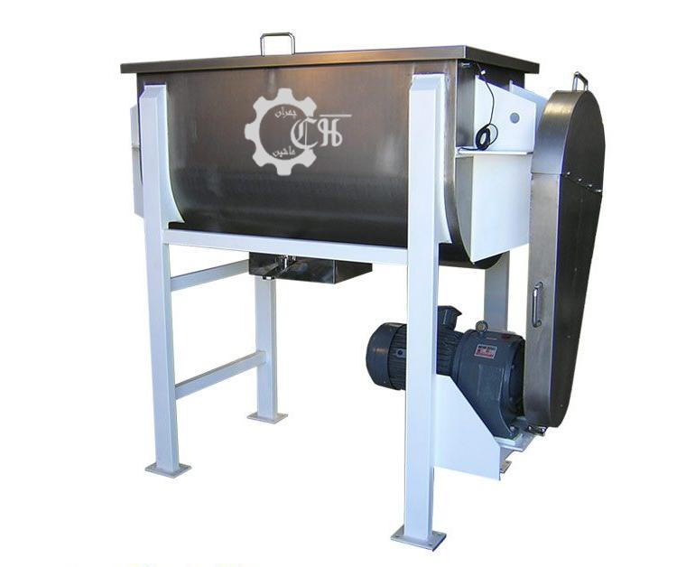 قیمت و مشاوره | ساخت و فروش انواع دستگاه میکسر پودر