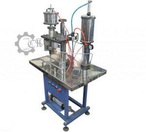 دستگاه اسپری پرکن نیمه اتوماتیک