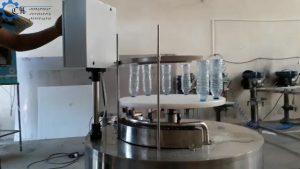 دستگاه شستشو نیمه اتوماتیک